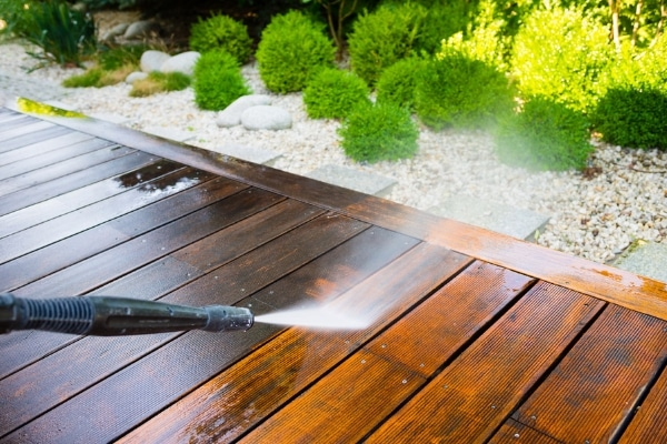 Deck Cleaning Service Near Me