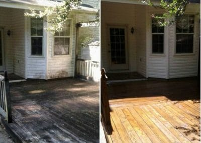 Home and Deck Cleaning Service