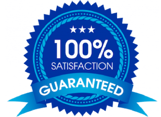 Pressure Washing Service Guarantee