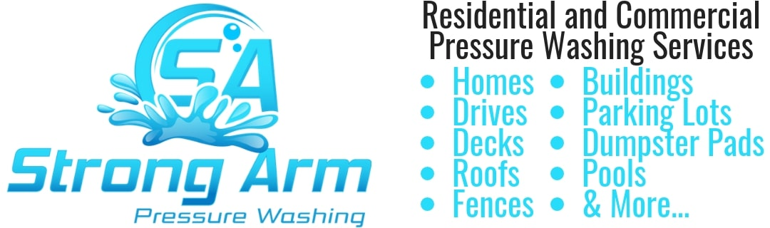 Strong Arms Pressure Washing Services