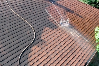 Roof Cleaning Service Gwinnett County